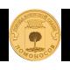 """Ломоносов (серия """"Города воинской славы""""). Монета 10 рублей, 2015 год, Россия"""