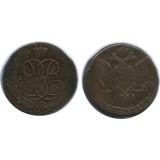 5 копеек 1761 года  Российская Империя