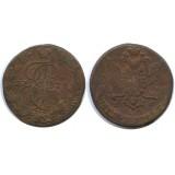 5 копеек 1778 года ЕМ Российская Империя