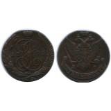 5 копеек 1795 года АМ Российская Империя