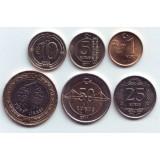 Набор монет Турции (6 шт.) 2011-2012 гг., Турция.