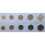 Годовой набор  монет СССР 1988 года ЛМД