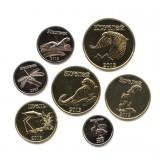 Ингушетия, набор из 7 монет 2013 года