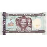 Банкнота 20 накфа, 1997 год, Эритрея.