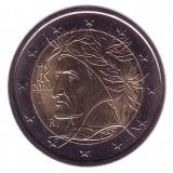 Монета 2 евро, 2010 год, Италия.