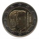 Великая герцогиня Шарлотта. Монета 2 евро, 2009 год, Люксембург.