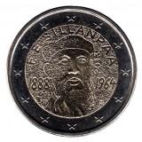 Франс Эмиль Силланпяя. Монета 2 евро, 2013 год, Финляндия.