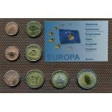 Набор пробных евро Косово  2009 года в блистере