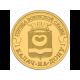 """Калач-на-Дону (серия """"Города воинской славы""""). Монета 10 рублей, 2015 год, Россия"""