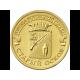 """Старый Оскол (серия """"Города воинской славы""""). Монета 10 рублей, 2014 год, Россия"""