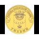 """Тихвин (серия """"Города воинской славы""""). Монета 10 рублей, 2014 год, Россия"""