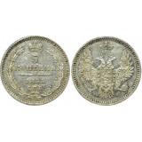 Монета 5 копеек  1855 года (СПБ-НI) Российская Империя (арт н-57318)