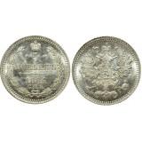 Монета 5 копеек  1884 года (СПБ-АГ) Российская Империя (арт н-57410)
