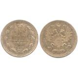 Монета 5 копеек  1887 года (СПБ-АГ) Российская Империя