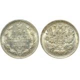 Монета 5 копеек  1889 года (СПБ-АГ) Российская Империя (арт н-48232)