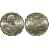 Монета  3 марки 1913 Пруссия, Германия (арт н-43668)