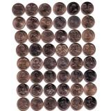 Набор памятных монет Тайланда (58 шт.), 20 батов. Тайланд.