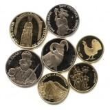 Андорра — набор из 7 монет 2013