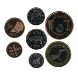 Катанга, Конго — набор монет 2013