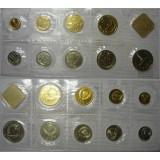 Годовой набор разменных монет СССР 1986 ЛМД  (мягкий)